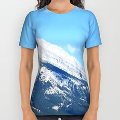 These premium quality all over print shirts feature original art from seam to seam. The cotton-soft 100% polyester wicks moisture and maintains a rich color throughout.  All over print tees are unisex fit, so women should make size selections accordingly and order a minimum of one size smaller. Please Note: Every shirt is uniquely produced using a sublimation process that can create anomalies in some areas, typically under the arm, that leaves small portions of fabric white. Printed Tees, The Selection, Original Art, Arm, Leaves, Note, Unisex, The Originals, Create