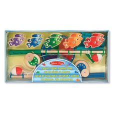 Catch & Count Fishing Game by Melissa & Doug | Toys | chapters.indigo.ca