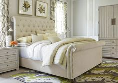 California - Malibu King Bedroom Group by Universal