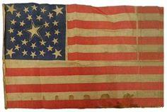 PRE-CIVIL WAR FLAG