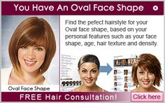 Click here to try on this hairstyle that suits an Oval face shape