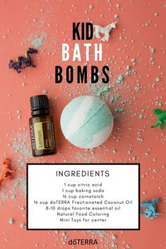 Try this fun twist on our favorite bath bombs. Adding color and a tiny toy inside for a fun bath. Taking bath time to a new level!