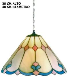 Tiffany OFF! Stained Glass Lamp Shades, Stained Glass Light, Stained Glass Flowers, Stained Glass Designs, Stained Glass Projects, Stained Glass Patterns, Tiffany Lamp Shade, Tiffany Chandelier, Tiffany Table Lamps