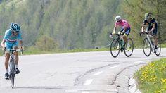 Lo scatto decisivo di Vincenzo Nibali sul Colle della Lombarda!