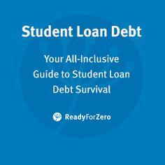ReadyForZero E-books | ReadyForZero Student Loan Debt, Debt Payoff, Ebooks