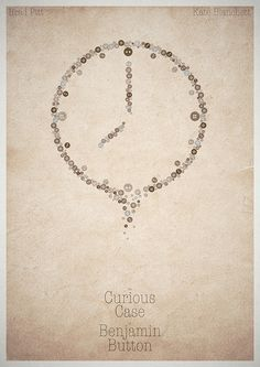 The Curious Case Of Benjamin Button alternate poster.