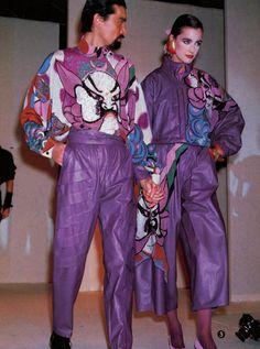 Kansai Yamamoto Fall/Winter 1982
