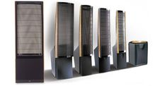 Martin Logan electrostatic speakers