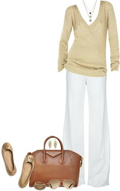 """Gold"" by partywithgatsby on Polyvore"
