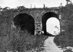 Rio de Janeiro Antigo: A origem do Arco do Leme - foto do Rio antigo