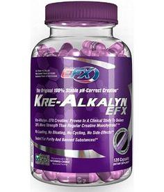 All American EFX Kre-Alkalyn 120 Caps