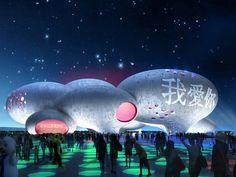 SEÑORAS: MVRDV ha diseñado el futuro Museo del Cómic y la Animación en Hangzhou, China.