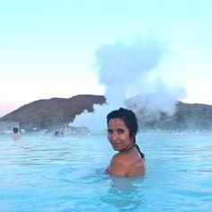 """Blue Lagoon. Grindavík, Iceland. #fbf"""