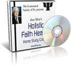 HELP YOUR LOVED ONES WITH JOSE SILVA'S HOLISTIC FAITH HEALING SYSTEM AUDIO/VIDEO