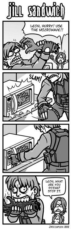 Leons' secret meal