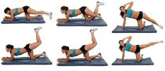 5 Exercises to reduce hip without leaving home - Fitness- 5 Exercises to reduce hip without leaving home – # hip # house # of Pilates Training, Leg Training, Pilates Workout, Zumba Fitness, Health Fitness, Exercise To Reduce Hips, Leaving Home, Thigh Exercises, Yoga Poses For Beginners