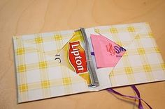 Wedding Favors - Tea bag in origami holder Tea Bag Favors, Diy Tea Bags, Favours, Party Favors, Useful Origami, Origami Easy, Tea Wedding Favors, Tea Bag Art, Origami Wedding