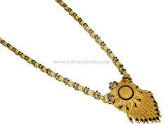 Gold Mangalsutra -