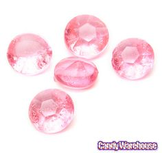 Just found Diamond Candy Gems - Pink: 40-Piece Package @CandyWarehouse, Thanks for the #CandyAssist!