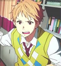 Is it just me or do I think he looks exactly like a older Nagisa from free