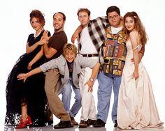 """The """"Ellen"""" cast (1994-1998)"""