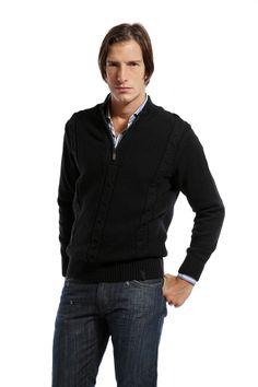 Sweater Geoffrey  Camisa Domingo  Classic Fit 147