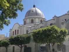 Catedral de Tehuacan. Estado de puebla