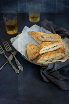 Potato and Spinach Puffs @Serena Mager Michelle   Simply Reem
