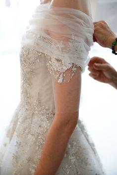 Marchesa, Backstage, Bridal Fall 2016, October 2015   Bridal Musings Wedding Blog
