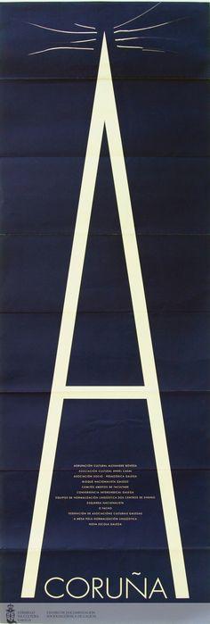 [A Mesa pola Normalización Lingüística e outros colectivos políticos e culturais, 1995] Atari Logo, Logos, Nail, Logo, A Logo