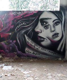 5 photos of graffiti in Greece #4