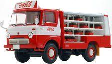 Tomytec Tomica Limited Vintage LV-43-01a Isuzu Elf Route car Coca-Cola 1/43