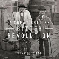 Great Bitter - A Great British Bitter Revolution Brand Packaging, Packaging Design, Great British, Design Agency, Bitter, Revolution, Literature, Literatura, Design Packaging