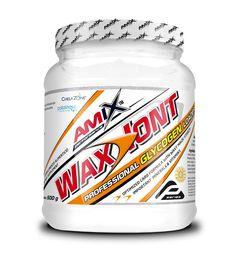 Jedinečný sacharidový produkt použitelný jako alternativní sportovní nápoj. Základem je škrob z voskové kukuřice, což je unikátní forma sacharidu s dlouhým řetězcem a velkou molekulární hmotností. Svou strukturou je jeho molekula velice podobná glykogenu obsaženému ve svalech. Proto je WaxIont vhodný pro rychlou obnovu zásob glykogenu při náročných fyzických výkonech. Přípravek WaxIont navíc obsahuje důležité minerální látky a vitamíny. Wax, Muscle Mass, Laundry