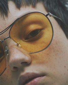2016 S/S issue ; GENTLE MONSTER Editorial - Yellow Imaginery, Jumping…
