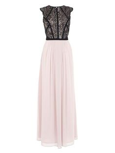 Royina maxi dress