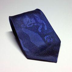 Tie No.: 284 - Präsident des Landtags NRW - Mit Landeswappen NRW - 8cm breit
