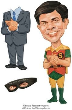 2012 Political Circus Inaction Figures Dover Publications
