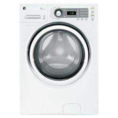 Don't want to forgo a good #washer and #dryer just because you live in a small space? You don't have to thanks to the stackable capability of the @GE Appliances Energy Start frontload washer! While you save on space you can also save on energy. This washer has eWash cold water technology, which uses a cold water wash on select cycles without sacrificing performance. Now that's a win-win!