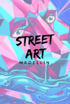 Medellin Colombia Street Art Photography - A must do on your South America Bucket List. Don't just visit downtown, go beyond your travel guide and see Comuna 13 street art! See the best of Medellin Colombia Art and Culture when you travel to Comuna 13 esc