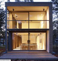 Minimumhouse, maison design et écologique à Berlin!
