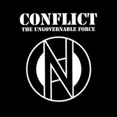Conflict Anarcho Punk, 80s Punk, Stuff And Thangs, Band Logos, Punk Art, Psychobilly, Best Dad, Music Bands, Album Covers