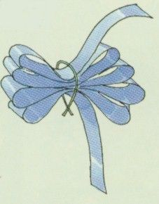 DIY: How to Tie a Loopy Bow - save on crafts - How to make bows – been looking for easy instructions on bow making Informations About DIY: How to - Diy Bow, Diy Hair Bows, Diy Ribbon, Ribbon Crafts, Ribbon Bows, Ribbons, Ribbon Flower, Ribbon Hair, Ribbon Wreath Tutorial