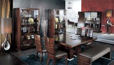 Dining Room Italian Design   Collection VOGUE