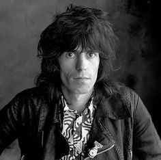 Keith Richards, Sticky Fingers photoshoot, 1971, by Peter Webb
