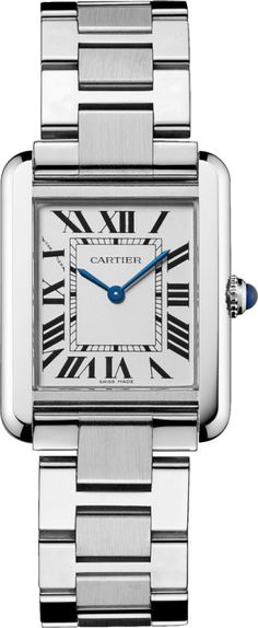 Cartier Tank Solo, a long term item checked off my wishlist. Makes turning older a lot sweeter :)