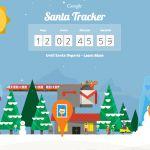 Santa Tracker - Google's Countdown to Christmas