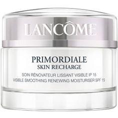 Primordiale Skin Recharge 1ères Rides, Soin Rénovateur Lissant Visible SPF 15 1ères Rides prix promo Lancôme 76,00 € TTC