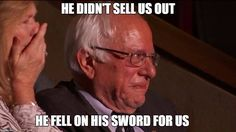 Bernie Sanders' brother Larry tearfully cast his delegate vote for his brother, the Vermont senator, at the Democratic convention in Philadelphia. Two Party System, Bernie Sanders For President, Bill Maher, Swing State, Mother Jones, Alternative News, National Convention, Larry, Presidents