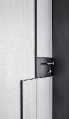 Door And Window Design, Door Design, Architecture Details, Interior Architecture, Pitsou Kedem, Joinery Details, Door Detail, Architrave, Modern Door